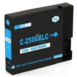 Kompatibilný Canon PGI-2500 XL / PGI2500 XL C Cyan - modrá cartridge s čipom - 20 ml