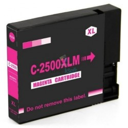 Kompatibilný Canon PGI-2500 XL / PGI2500 XL M Magenta - červená cartridge s čipom - 20 ml