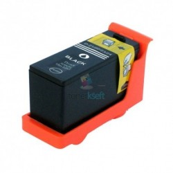 Kompatibilný Dell 592-11327 (X737N) V313W / V515W 21 Black - čierna cartridge s čipom - 19 ml