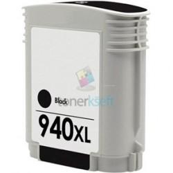 Kompatibilný HP 940 XL / C4906AE HP č.940 XL BK Black - čierna cartridge s čipom - 69 ml