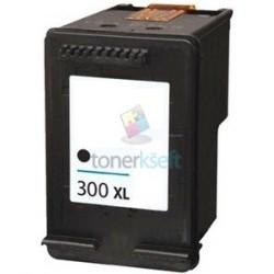 Kompatibilný HP 300 XL / CC641EE HP č.300 XL BK Black - čierna cartridge s čipom - 18 ml