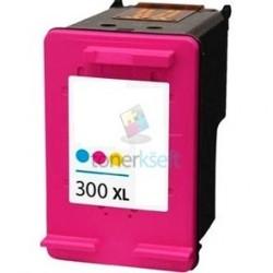 Kompatibilný HP 300 XL / CC644EE HP č.300 XL Color - trojfarebná cartridge s čipom - 19 ml