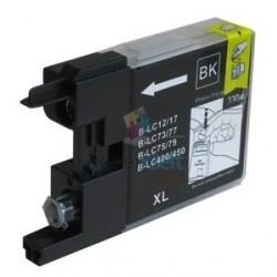 Kompatibilný Brother LC-1220 / LC1220 BK Black - čierna cartridge - 30 ml