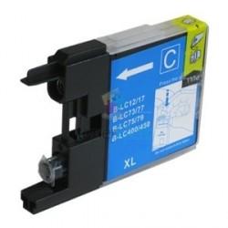 Kompatibilný Brother LC-1220 / LC1220 C Cyan - modrá cartridge - 20 ml