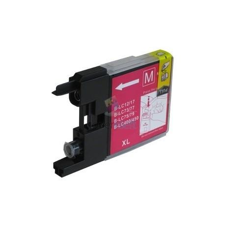 Kompatibilný Brother LC-1220 / LC1220 M Magenta - červená cartridge - 20 ml