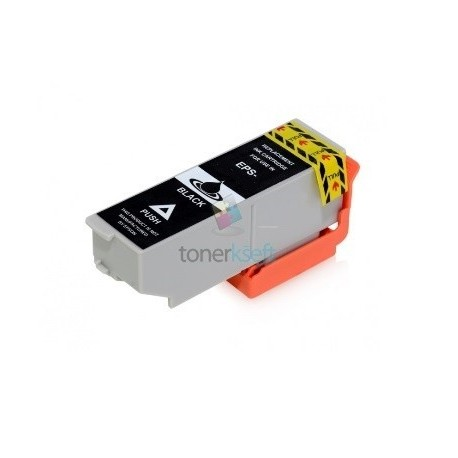 Kompatibilný Epson T3331 / T-3331 (33XL) BK Black - čierna cartridge s čipom - 24 ml