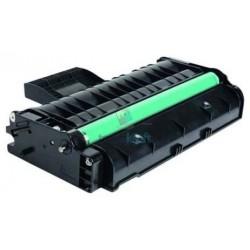 Ricoh SP201HE / SP-201 HE (407254) BK Black - čierny kompatibilný toner - 2.600 strán