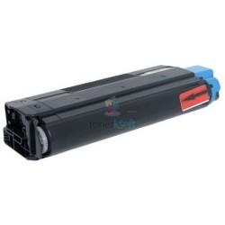 OKI 42127408 (C5100 / C5200 / C5300 / C5400) BK Black - čierny kompatibilný toner - 5.000 strán, 100% Nový