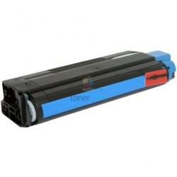 OKI 42127407 (C5100 / C5200 / C5300 / C5400) C Cyan - modrý kompatibilný toner - 5.000 strán, 100% Nový