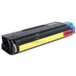 OKI 42127405 (C5100 / C5200 / C5300 / C5400) Y Yellow - žltý kompatibilný toner - 5.000 strán, 100% Nový