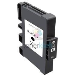 Ricoh GC41 / GC41 (405765) BK Black - čierna Ricoh kompatibilné cartridge s čipom - 42 ml