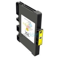 Ricoh GC41 / GC41 (405768) Y Yellow - žltá Ricoh kompatibilné cartridge s čipom - 32 ml