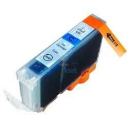 Kompatibilný Canon CLI-8 / CLI8 C Cyan - modrá cartridge s čipom - 17 ml