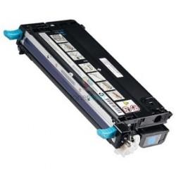 Dell 593-10290 (Dell 3130 CN) C Cyan - modrý kompatibilný toner s čipom - 9.000 strán, 100% Nový