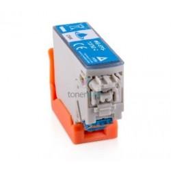 Kompatibilný Epson T3792 / T-3792 (378XL) C13T37924010 C Cyan - modrá cartridge s čipom - 12 ml