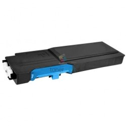 593-BBBT (Dell C2660 DN / C2665 DNF) C Cyan - modrý kompatibilný toner - 4.000 strán, 100% Nový