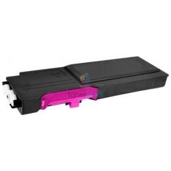 593-BBBSI (Dell C2660 DN / C2665 DNF) M Magenta - červený kompatibilný toner - 4.000 strán, 100% Nový