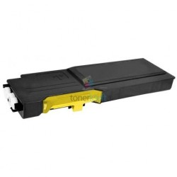 593-BBBR (Dell C2660 DN / C2665 DNF) Y Yellow - žltý kompatibilný toner - 4.000 strán, 100% Nový