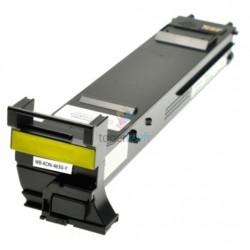 Minolta A0DK252 Konica Minolta Magicolor (MC-4650 / MC4650) Y Yellow - žltý kompatibilný toner - 8.000 strán, 100% Nový