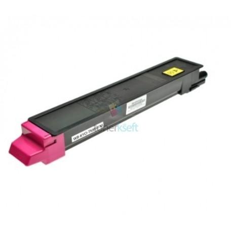 Kyocera TK-895M / TK895M (1T02K0BNL0) M Magenta - červený kompatibilný toner - 6.000 strán, 100% Nový