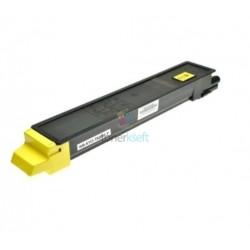 Kyocera TK-895Y / TK895Y (1T02K0ANL0) Y Yellow - žltý kompatibilný toner - 6.000 strán, 100% Nový