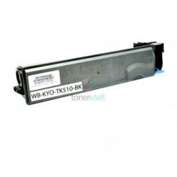 Kyocera TK-510K / TK510K (1T02F30EU0) BK Black - čierny kompatibilný toner - 8.000 strán, 100% Nový
