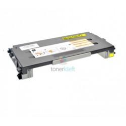 Lexmark C500H2YG - C500 Y Yellow - žltý kompatibilný toner - 3.000 strán, 100% Nový