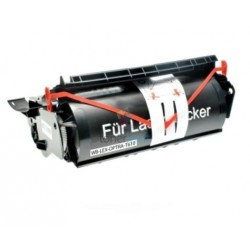 Lexmark 12A5745 - T610 BK Black - čierny kompatibilný toner - 25.000 strán, 100% Nový