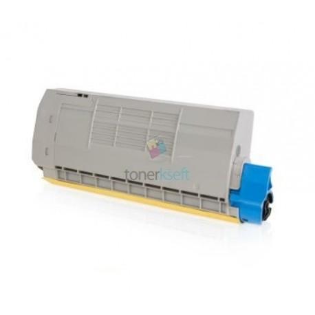 OKI 45396204 (MC770) BK Black - čierny kompatibilný toner - 15.000 strán, 100% Nový