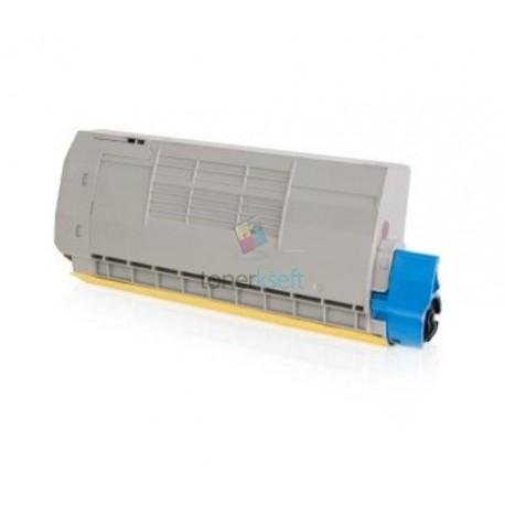 OKI 45396202 (MC770) M Magenta - červený kompatibilný toner - 11.500 strán, 100% Nový
