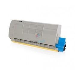 OKI 45396201 (MC770) Y Yellow - žltý kompatibilný toner - 11.500 strán, 100% Nový