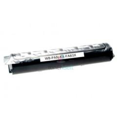 Panasonic KX-FA83X BK Black - čierny kompatibilný toner - 2.500 strán, 100% Nový