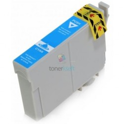 Kompatibilný Epson T1632 / T-1632 (16XL) C Cyan - modrá cartridge s čipom - 15 ml