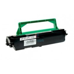Epson C13S050010 (EPL5700 / EPL5700) BK Black - čierny kompatibilný toner - 6.000 strán, 100% Nový