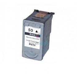 Kompatibilný Canon PG-50 / PG50 BK Black - čierna cartridge s čipom - 24 ml