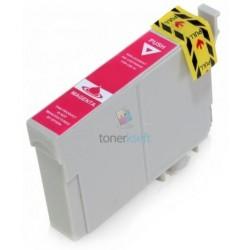 Kompatibilný Epson T0443 / T-0443 M Magenta - červená cartridge s čipom - 18 ml