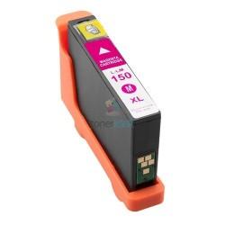 Lexmark 150 XL / 150XL 14N1616 M Magenta - červená kompatibilná cartridge s čipom - 15 ml