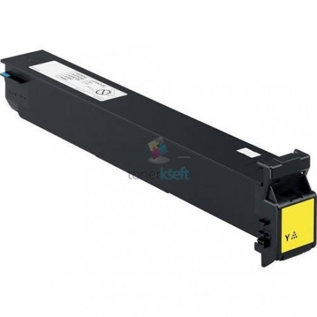 Minolta 8938-706 Konica Minolta (Bizhub TN-312Y / TN312Y) Y Yellow - žltý kompatibilný toner - 12.000 strán, 100% Nový