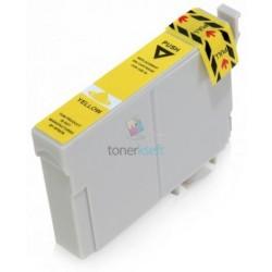 Kompatibilný Epson T0444 / T-0444 Y Yellow - žltá cartridge s čipom - 18 ml
