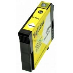 Kompatibilný Epson T1594 / T-1594 Y Yellow - žltá cartridge s čipom - 32 ml