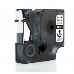 Dymo 45010 D1 (S0720500) - páska 12mm x 7m čierny tlač / priehľadný podklad kompatibilný