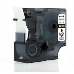 Dymo 45800 D1 (S0720820) - páska 19mm x 7m čierny tlač / priehľadný podklad kompatibilný