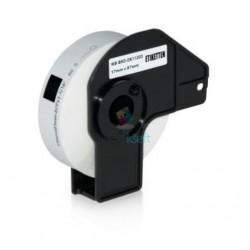 Brother DK-11203 (DK11203) - Kompatibilný papierové etikety samolepiace - 17mm x 87mm, Biele