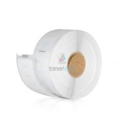 Dymo 11352 (S0722520) - Kompatibilný papierové štítky / etikety samolepiace - 25mm x 54mm, Biele
