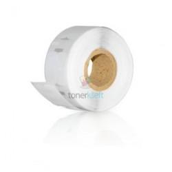 Dymo 11353 - Kompatibilný papierové štítky / etikety samolepiace - 25mm x 13mm, Biele