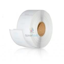 Dymo 11355 (S0722550) - Kompatibilný papierové štítky / etikety samolepiace - 19mm x 51mm, Biele