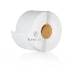 Dymo 11356 (S0722560) - Kompatibilný papierové štítky / etikety samolepiace - 41mm x 89mm, Biele