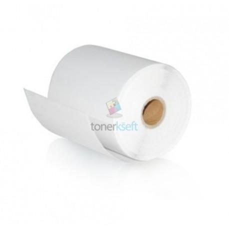 Dymo S0904980 - Kompatibilný papierové štítky / etikety samolepiace prepravné (PPL / DPD / pošta) - 159mm x 104mm, 4XL Biele