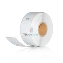 Dymo S0929120 - Kompatibilný papierové štítky / etikety samolepiace - 25mm x 25mm, Biele