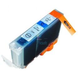 Kompatibilný Canon BCI-6 / BCI6 C Cyan - modrá cartridge - 17 ml